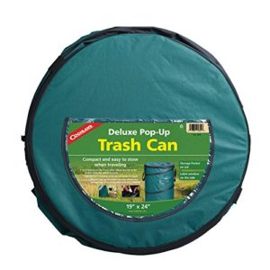 Settle Outdoor-Gear-Coghlans-Pop-Up-Trash-Can-1