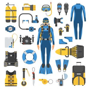 Settle Outdoor - Scuba Diving vs Snorkeling - Gear required for Scuba Diving