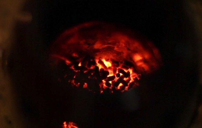 Settle Outdoor - ikipele - Glowing of Pellets